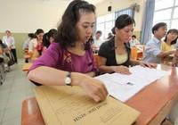 Gần 1 triệu thí sinh thi tốt nghiệp THPT