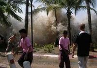 Một số hình ảnh về trận sóng thần tại Indonesia