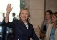 Ngoại trưởng Mỹ Hillary Clinton phục hồi tốt
