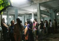 TP.HCM: Té lầu ở chung cư 727