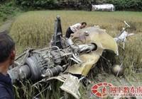 Trung Quốc: Xác tên lửa Trường Chinh 3 rơi cháy ruộng lúa
