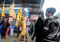 Thịt thú rừng bán tràn lan ở chùa Hương