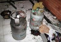 Nổ gas nghiêm trọng gây cháy lớn tại ngõ Ngọc Hà