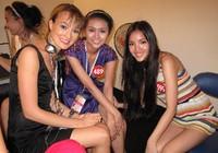 Cận cảnh hậu trường cuộc thi Hoa hậu Việt Nam 2010