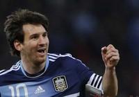 Messi nghỉ tới tuần sau