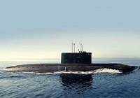 Nga hạ thủy tàu ngầm đầu tiên cho Việt Nam