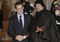 Tổng thống Pháp bị cáo buộc nhận 50 triệu euro của Gadhafi
