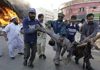 Taliban bắn chết 21 binh sỹ Pakistan