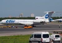 Máy bay Tupolev Tu-154 chấm dứt hoạt động