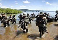 Philippines-Mỹ tập trận tái chiếm đảo