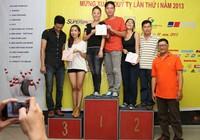 Liên quân Sài Gòn Giải Phóng - EEC vô địch