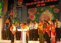 TP.HCM: Tuyên dương năm công dân trẻ tiêu biểu 2009