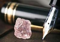 Tìm thấy viên kim cương hồng khổng lồ tại Australia