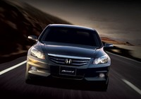 Honda giới thiệu Accord phiên bản 2011