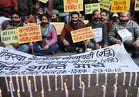 Vụ nữ sinh viên bị hiếp dâm ở Ấn Độ: Bạn trai nạn nhân tố cáo cảnh sát