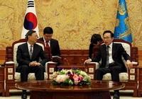 Hàn Quốc-Trung Quốc thúc đẩy quan hệ song phương