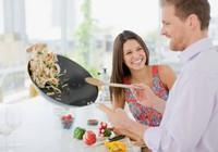 Khi vợ ngại vào bếp