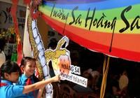 """Hơn 2.000 học sinh tham dự Lễ hội """"Biển đảo và tình yêu Tổ quốc"""""""
