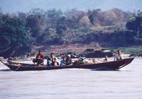Phản đối việc xây thủy điện trên dòng Mê Kông