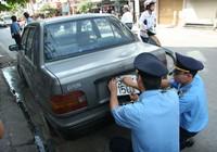 Thanh tra giao thông sửa hàng loạt biên bản