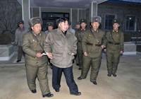 Kim Jong-un lại đi thị sát quân đội
