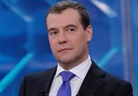 Thủ tướng Nga Medvedev tới thăm chính thức Cuba