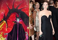 Angelina Jolie muốn vào vai phù thủy Maleficent