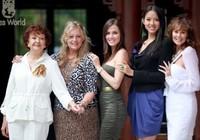 Giám khảo Hoa hậu thế giới 2010 là 7 cựu Hoa hậu