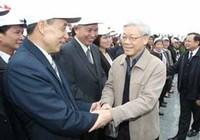Tổng Bí thư dự Lễ phát động Tết trồng cây Tân Mão