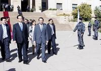 Thủ tướng Nguyễn Tấn Dũng kết thúc chuyến thăm Argentina