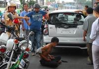 Ứng phó với trộm, cướp trên đường