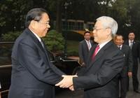 Việt-Lào tích cực triển khai các hiệp định hợp tác