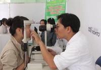 Chương trình chăm sóc mắt học đường