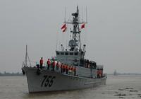 """""""Phác họa"""" Hải quân Trung Quốc"""