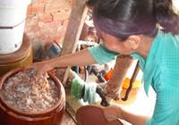 Mắm cá lưỡi trâu vùng U Minh Thượng