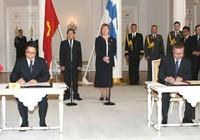Việt Nam-Phần Lan ưu tiên hợp tác về kinh tế