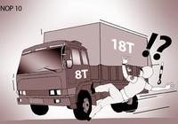"""Vụ """"Xe mang biển số đỏ tông CSGT"""": Tài xế bị phạt 18 tháng tù"""