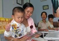 Cô giáo đặc biệt của học sinh khuyết tật