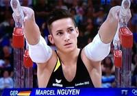 VĐV Đức gốc Việt gây sốt ở Olympic 2012