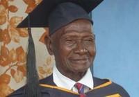99 tuổi mới tốt nghiệp đại học