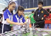 Ngày hội Robocon Quốc tế 2015 quy tụ 121 đội thi