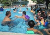 Học sinh chưa biết bơi, nhà trường sẽ dạy miễn phí