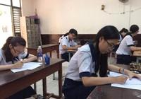 Hàng ngàn học sinh lo lắng thi thử THPT quốc gia