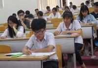 Gần 2.000 học sinh thi kiểm tra năng lực vào ĐH Quốc tế