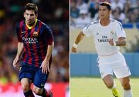 C.Ronaldo chạm mốc 400 bàn: Thách thức mới cho Messi