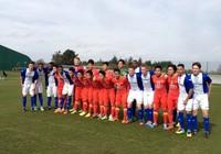 U19 VN thua ngược Birmingham