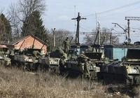 """Đức: Putin lệnh """"rút một phần quân"""" khỏi biên giới Ukraine"""