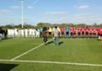 U19 Việt Nam cầm hoà đội mạnh nhất giải U19 Quốc gia Pháp