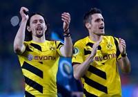Dortmund vào bán kết Cup nước Đức sau trận khổ chiến với Hoffenheim