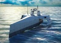 Sợ Nga - Trung, Mỹ triển khai tàu tuần tra chống ngầm không người lái